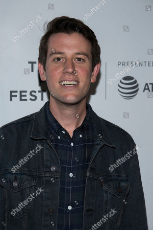 """Ben Lyons attends the world premiere of """"The American Meme"""" at the 2018 Tribeca Film Festival, in New York"""
