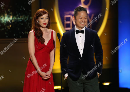 Editorial picture of 45th Annual Daytime Creative Arts Emmy Awards, Show, Los Angeles, USA - 27 Apr 2018