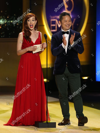 Editorial photo of 45th Annual Daytime Creative Arts Emmy Awards, Show, Los Angeles, USA - 27 Apr 2018