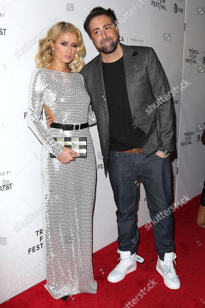 Editorial picture of 'American Meme' at the Tribeca Film Festival, New York, USA - 27 Apr 2018