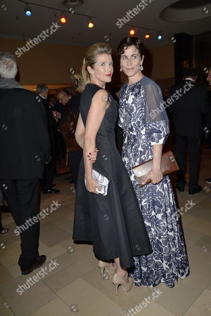Anke Engelke und Nina Kunzendorf