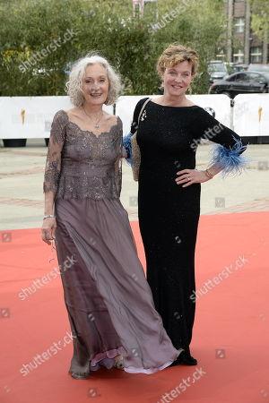 Eleonore Weisgerber und Margarita Broich