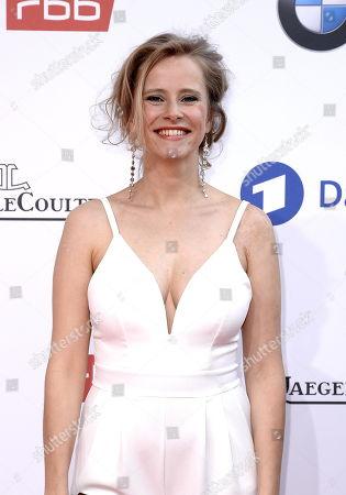 Stock Picture of Susanne Bormann