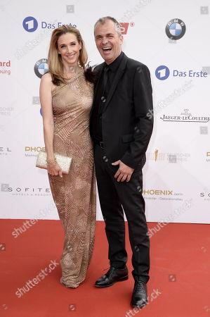 Kristin Meyer und ihr Mann Patrick Winczewski