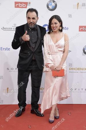 Stock Picture of Adnan Maral und Franziska Maral