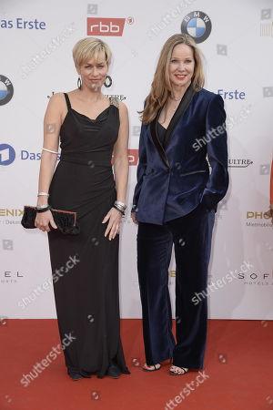 Gesine Cukrowski und Ann-Kathrin Kramer