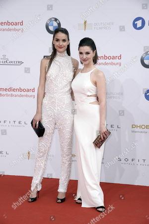 Luise Befort und Natalia Rudziewicz
