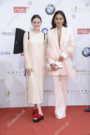 Lea van Acken und Nilam Farooq