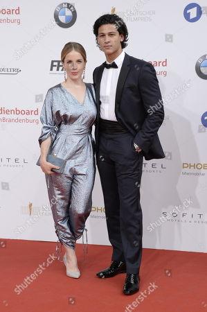 Paula Kalenberg und Emilio Sakraya