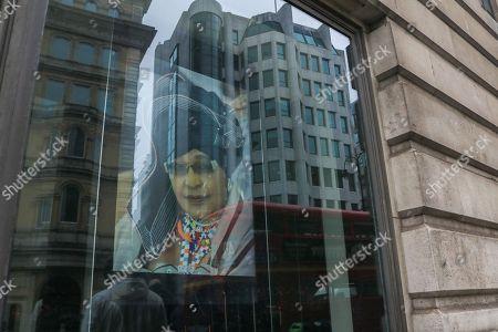 Editorial picture of Winnie Mandela tributes, London, UK - 28 Apr 2018