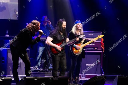 G3 - John Petrucci, Uli Jon Roth