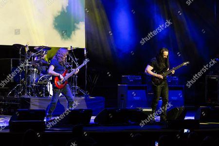 Dave LaRue, John Petrucci