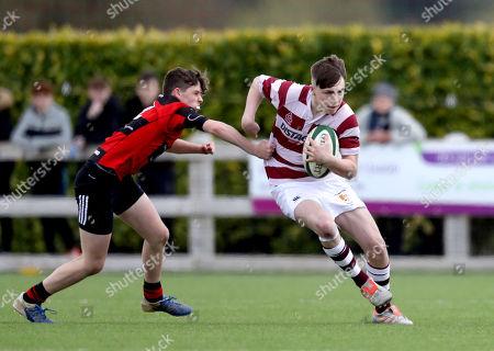 Editorial photo of National Under 16 Final, Mullingar RFC, Co. Westmeath  - 28 Apr 2018