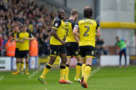 Editorial picture of Burton Albion v Bolton Wanderers, EFL Sky Bet Championship - 28 Apr 2018