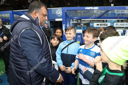 Commercial and marketing - QPR U8 - Tony Fernandes