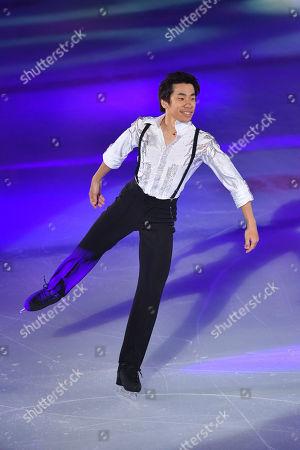 Stock Picture of Nobunari Oda - Figure Skating