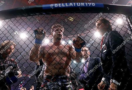 Editorial image of Bellator 198 Mixed Martial Arts, Rosemont, USA - 28 Apr 2018