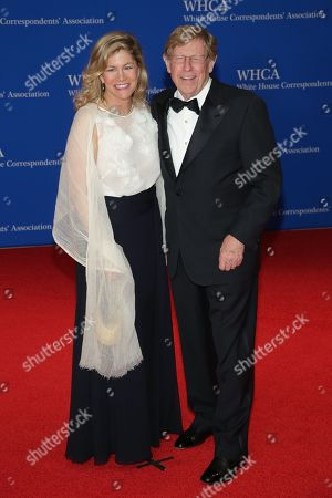 Editorial picture of White House Correspondents' Dinner, Arrivals, Washington DC, USA - 28 Apr 2018