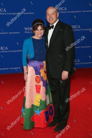 Editorial photo of White House Correspondents' Dinner, Arrivals, Washington DC, USA - 28 Apr 2018
