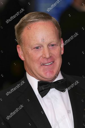 Stock Photo of Sean Spicer