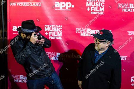 Danny DeVito, Danny Clinch. Danny Clinch, left, and Danny DeVito attend the Asbury Park Music and Film Festival at The Paramount Theatre on in Asbury Park, NJ