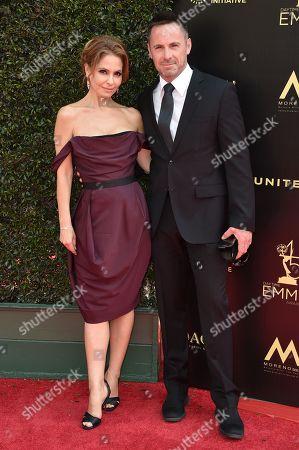 Lisa LoCicero and William deVry
