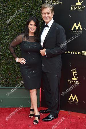 Lisa Oz and Dr Mehmet Oz