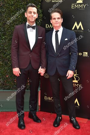 Editorial image of 45th Annual Daytime Emmy Awards, Arrivals, Los Angeles, USA - 29 Apr 2018