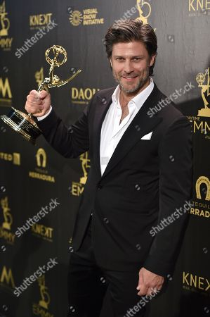 Greg Vaughan - Outstanding Supporting Actor in a Drama Series - 'Days of Our Lives'
