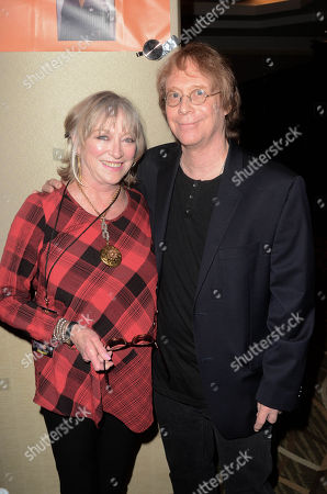 Stock Picture of Veronica Cartwright, Billy Mumy