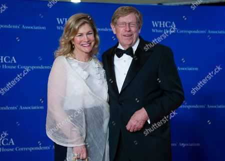 Stock Photo of Lady Booth and Theodore Olson