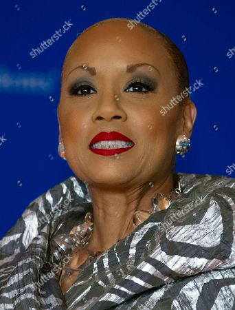 Singer Santita Jackson
