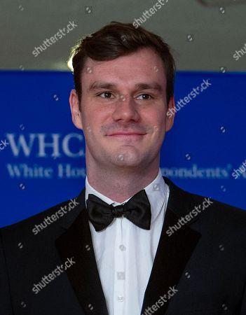 Cooper Hefner, chief creative officer of Playboy Enterprises,