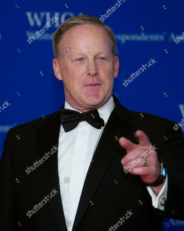 Former White House Press Secretary Sean Spicer