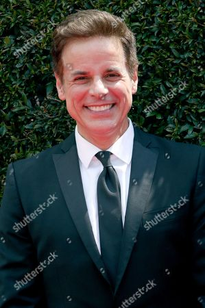Stock Image of Christian LeBlanc arrives
