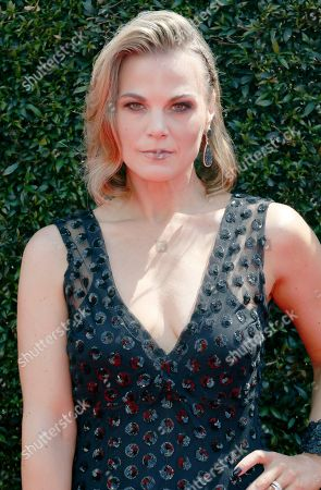 Stock Picture of Gina Tognoni arrives