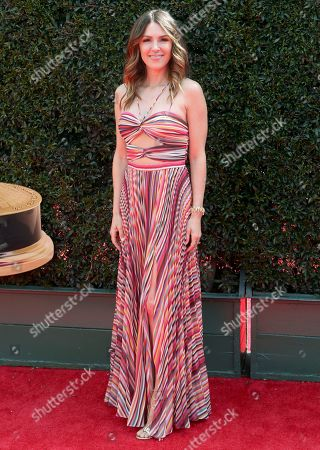 Editorial photo of 45th Annual Daytime Emmy Awards - Arrivals, Pasadena, USA - 29 Apr 2018