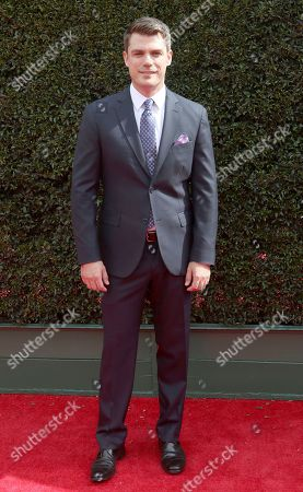 Stock Picture of Jeff Branson arrives