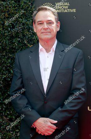 Stock Image of Jon Lindstrom arrives
