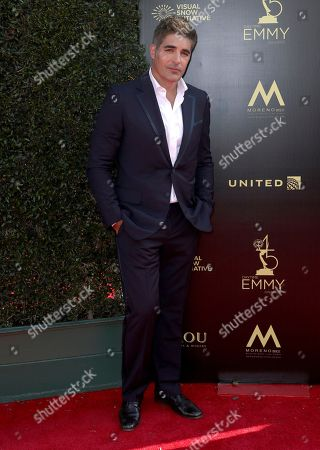 Editorial picture of 45th Annual Daytime Emmy Awards - Arrivals, Pasadena, USA - 29 Apr 2018