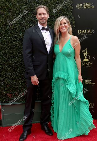 Editorial image of 45th Annual Daytime Emmy Awards - Arrivals, Pasadena, USA - 29 Apr 2018
