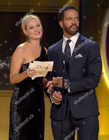 Editorial picture of 45th Annual Daytime Emmy Awards - Show, Pasadena, USA - 29 Apr 2018