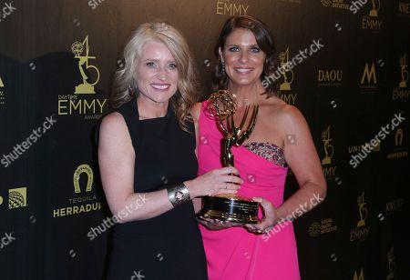 Editorial image of 45th Annual Daytime Emmy Awards - Press Room, Pasadena, USA - 29 Apr 2018