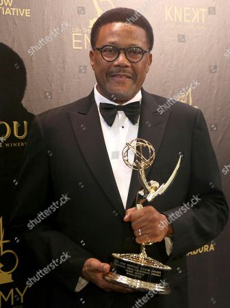 Editorial picture of 45th Annual Daytime Emmy Awards - Press Room, Pasadena, USA - 29 Apr 2018