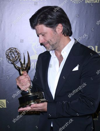 Editorial image of 45th Annual Daytime Emmy Awards - Press Room, Pasadena, USA - 29 Apr 2018