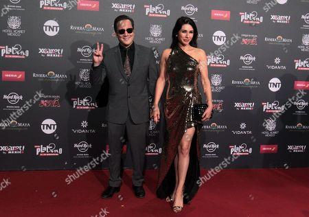 Monica Huarte and Patricia Maya