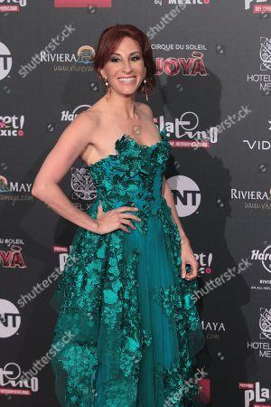 Stock Photo of Monica Huarte
