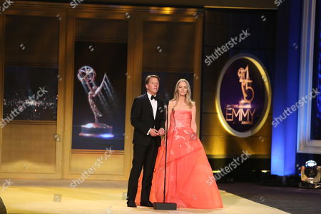 Stock Picture of Brad Bell, Lauralee Bell