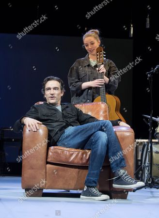 Ben Chaplin as Bernard, Seana Kerslake as Cat