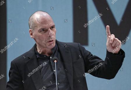 Yianis Varoufakis